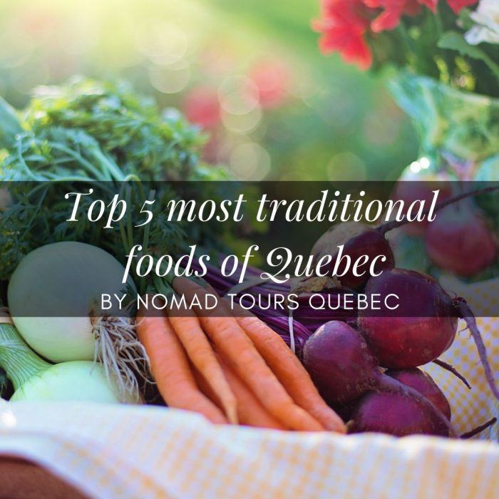 feature image food of quebec