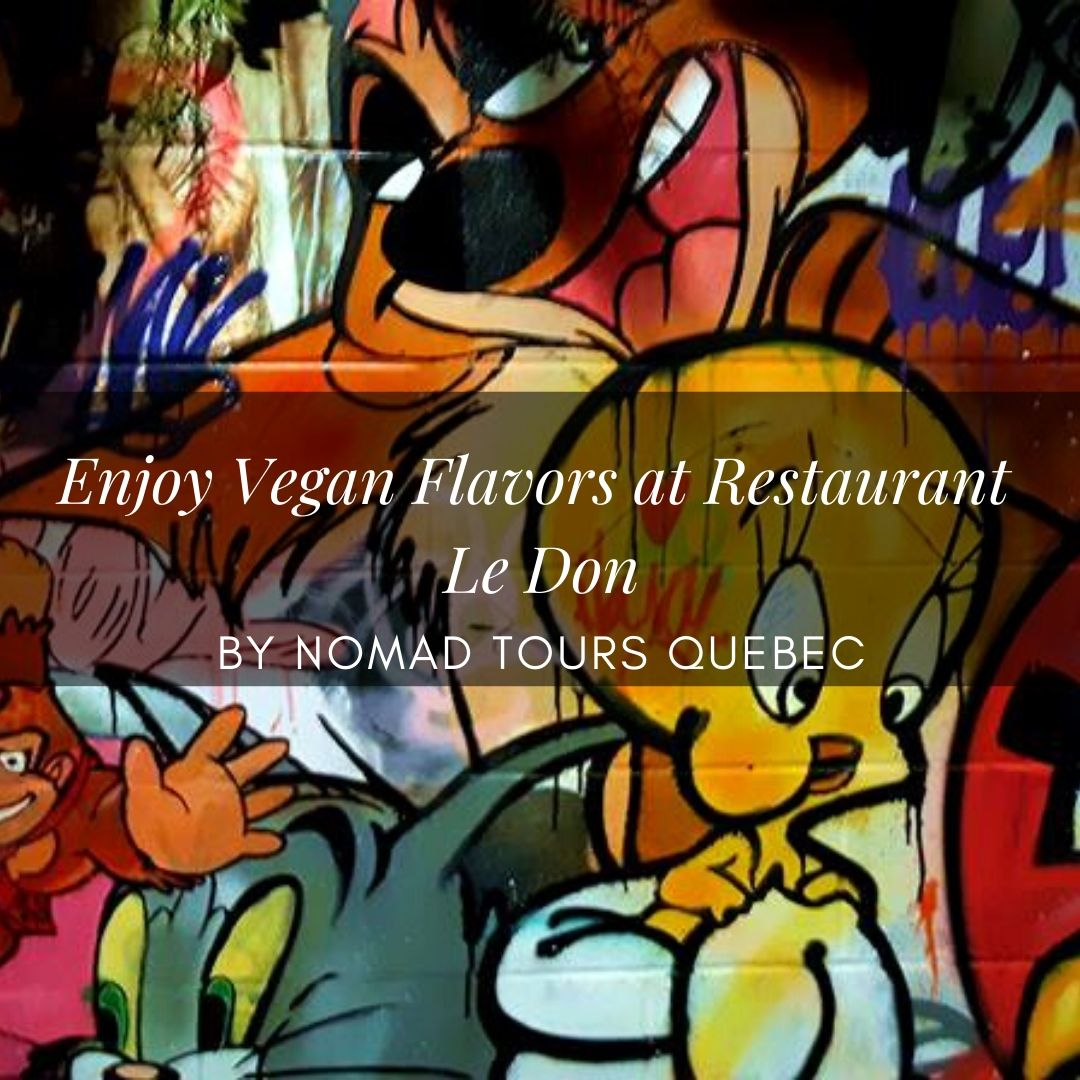 vegan restaurant quebec city
