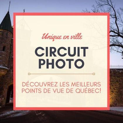 Quebec City Photo tour