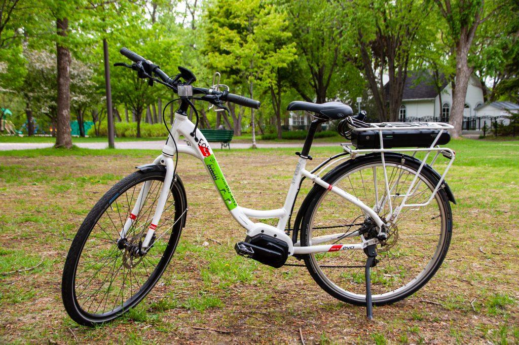 location vélo electrique quebec