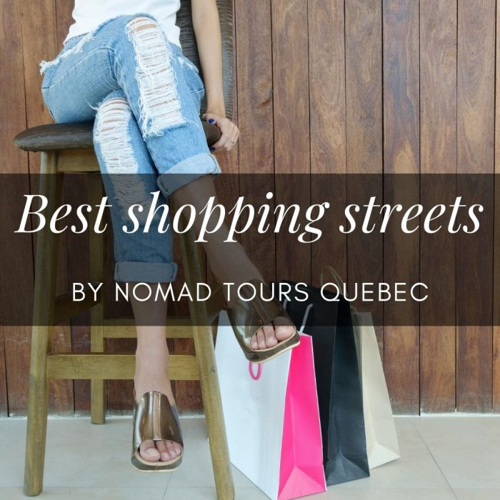 shopping quebec city